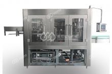 2000BPH PET/Glass Bottle CO2 Carbonated Soft Drinks Water Filling Machine/Machine To Make Carbonated Soft Drinks