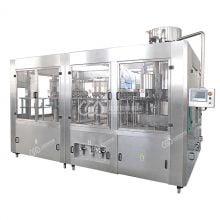 10000BPH CSD Carbonated Gas Soft Drink In Glass Bottle Filling Machine/Production Line Price