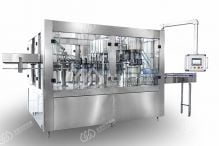8000BPH Factory Cost Price  Automatic Drinking Mineral Water Bottling Plant Machinery