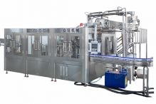 Complete Coconut Milk/Soy Milk Bottling Filling Machine /Line Factory Machinery Price