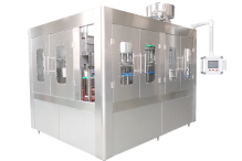 6000BPH Automatic Soda Carbonated Juice Drink Filling And Capping Machine Price