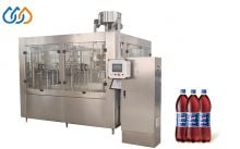 6000BPH User Full- Automatic PET Bottle Carbonated Water Filling Machine / Machinery / Equipment