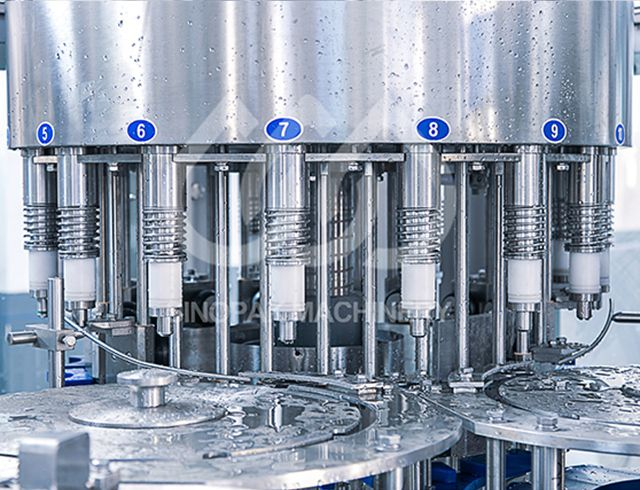 XGF16-16-5 Automatic Plastic Bottle Water Washing Filling Capping 3-in-1 Machine Drinking Water Production Complete Line
